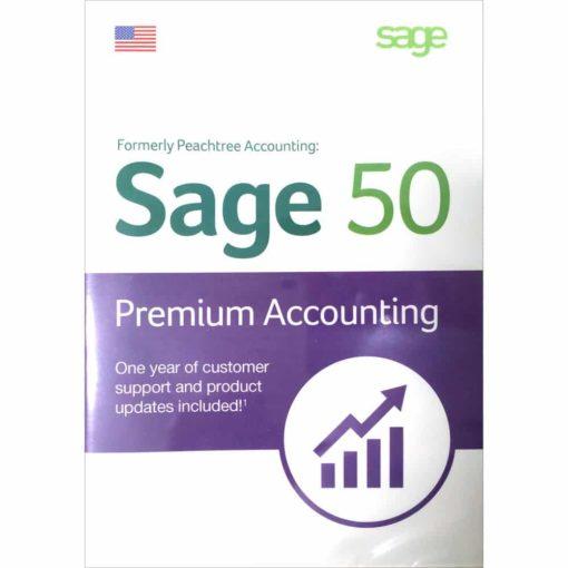 sage 50 accounting software